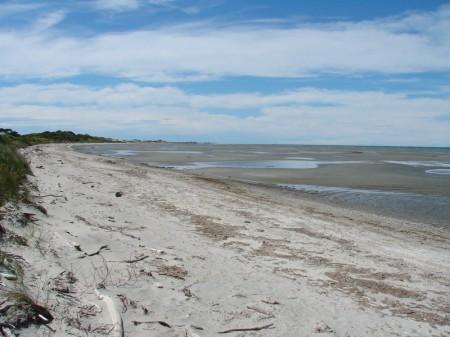 Farewell Spit, Golden Bay