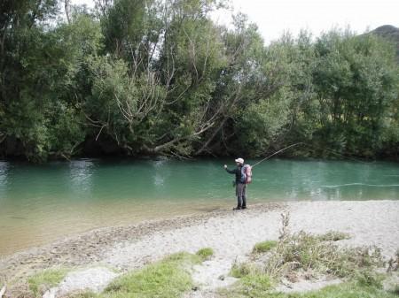 Fishing with Stu