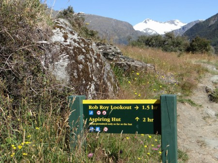 Mt. Aspiring National Park
