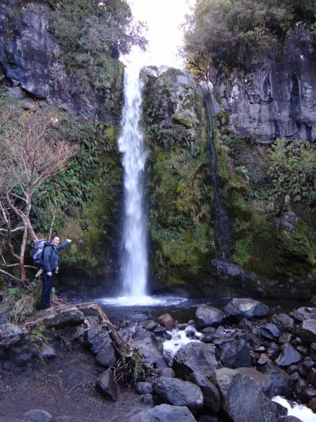 Dawson Falls_Egmont National Park